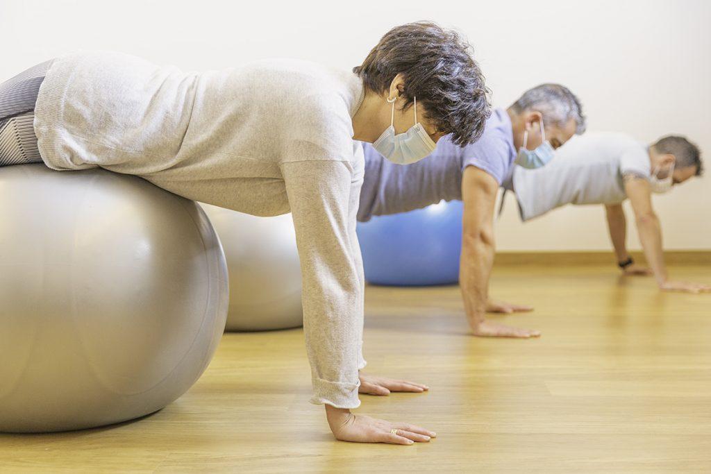 fisioterapia para combartir sedentarismo